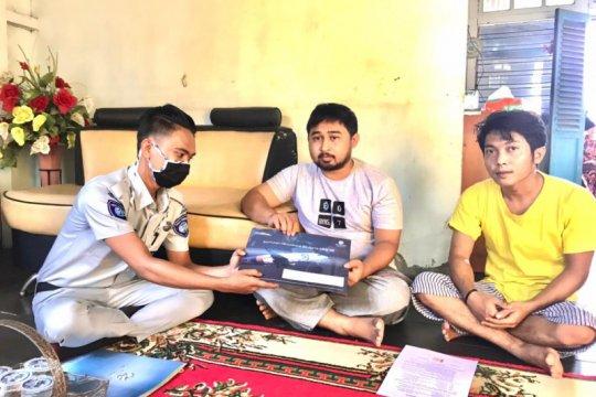 Jasa Raharja Kalbar serahkan santunan ke keluarga korban SJ-182