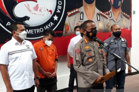 Tersandung kasus narkoba, Robby Abbas akan direhabilitasi
