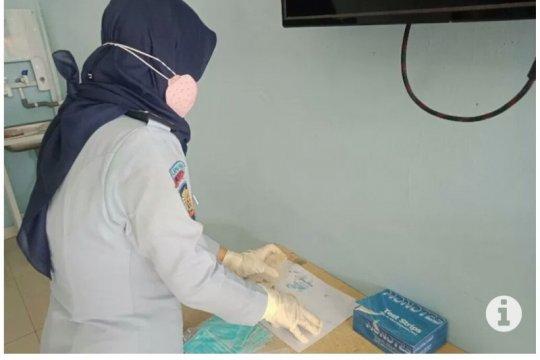 Lapas Perempuan Bandarlampung tes urine 269 narapidana