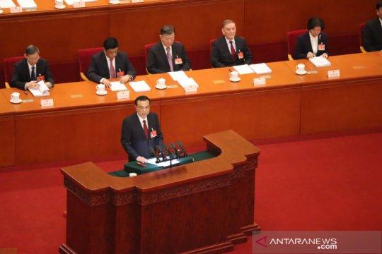 Di sidang parlemen China, PM Li targetkan pertumbuhan ekonomi 6 persen