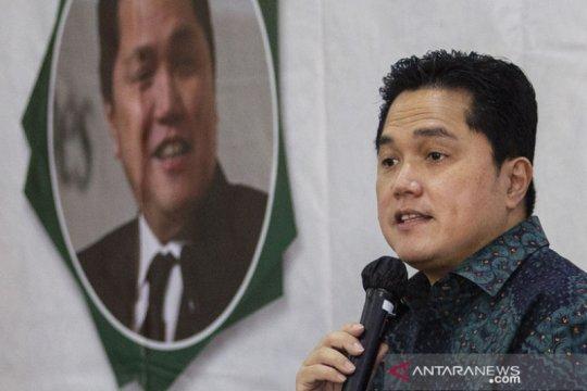 Erick Thohir tunjuk Boy Robyanto jadi Dirut baru Pelindo III