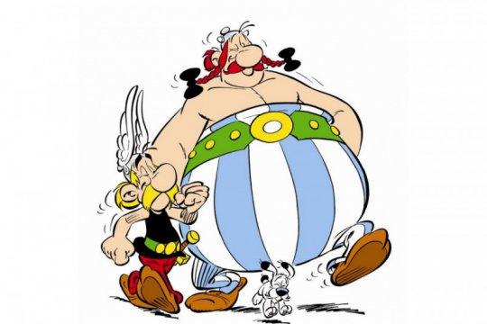 "Netflix garap serial animasi komik lawas ""Adventures of Asterix"""