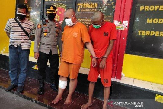 Polisi bekuk penjambret sebabkan korban terseret 20 meter di Bandung