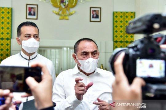 Gubernur Sumut: Tidak boleh ada kerumunan di KLB Partai Demokrat