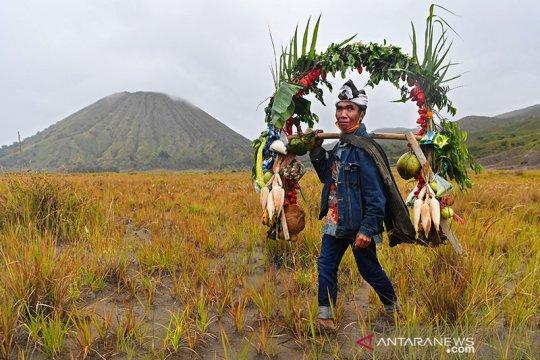Kawasan Bromo ditutup total pada perayaan Nyepi 14-15 Maret