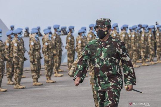 Pelepasan Satgas Marine Task Force