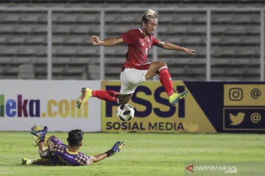 Uji coba Timnas U-23 vs Tira Persikabo