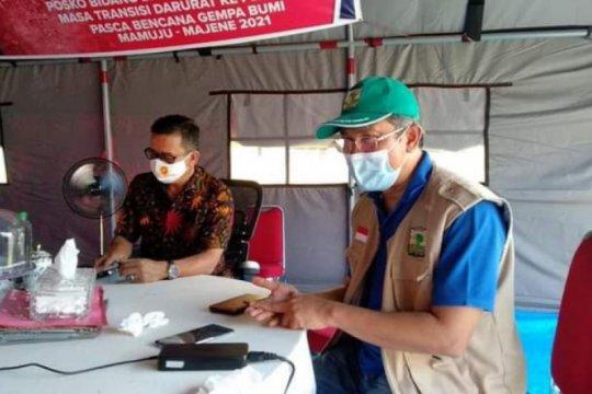 Universitas Andalas buka klinik kontruksi gempa Mamuju
