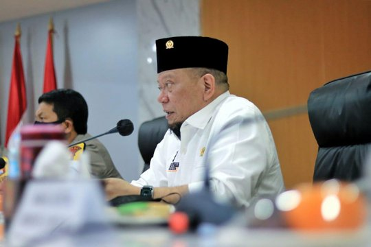 Kartu Prakerja calon pengantin akan diluncurkan, ini kata Ketua DPD RI