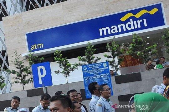 Kredit Bank Mandiri tumbuh 16,4 persen semester I-2021