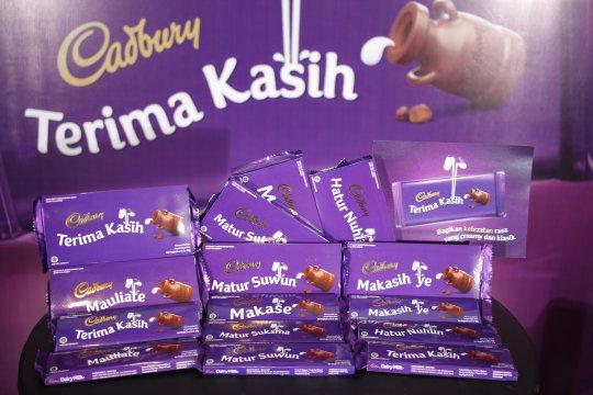 """Setahun pandemi COVID-19, Cadburry rilis kemasan """"terima kasih"""""""