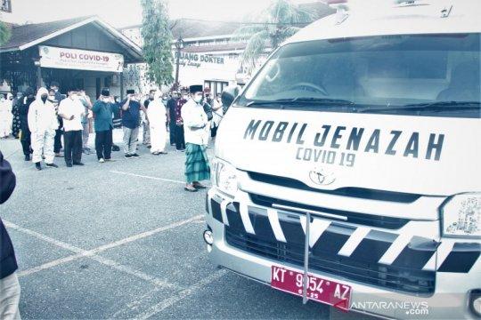 Seorang dokter di Balikpapan meninggal terpapar COVID-19