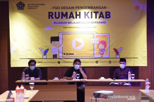 Kemenag kembangkan platform digital kitab kuning