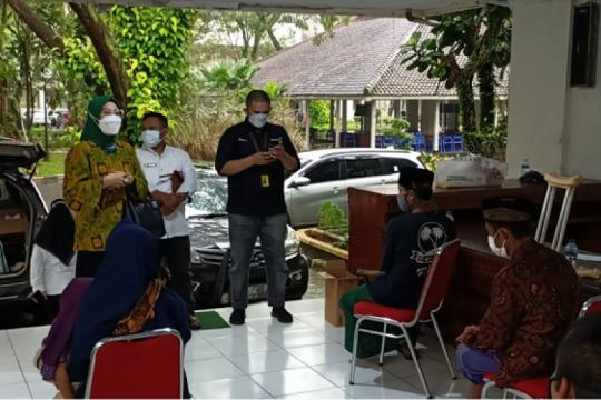 PPP apresiasi bantuan kaki palsu dari Angkasa Pura II