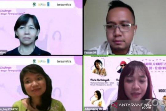 """Ini pesan inspiratif dari tiga """"perempuan keren"""" Indonesia"""