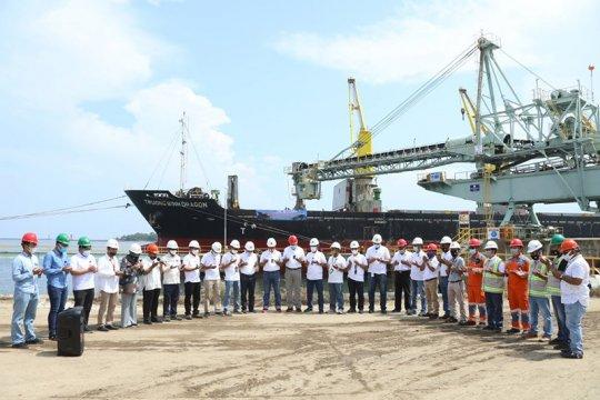 Anak usaha Pupuk Indonesia ekspor 30.000 ton urea ke Sri Lanka