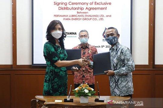 Pertamina Lubricants gandeng Iyara dorong penjualan di Thailand
