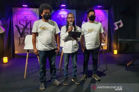 """Silverian 86 siapkan """"Big Bang Indonesia"""" rayakan Hari Musik Nasional"""