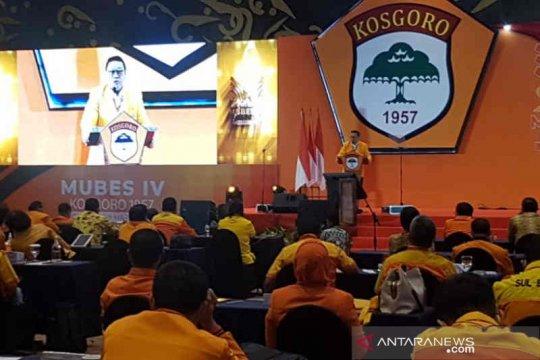 Kosgoro 1957 mendeklarasikan Airlangga Hartarto Capres 2024
