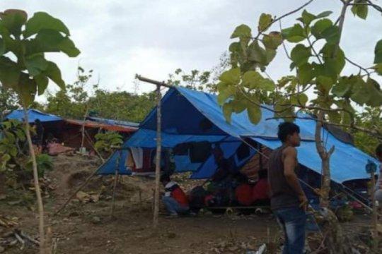 Pengungsi gempa Sulbar tersisa 17.637 orang