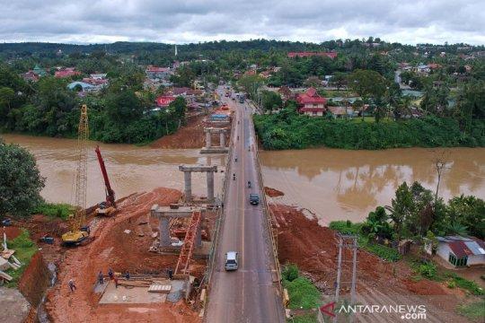 Ekonom apresiasi Kementerian PUPR terkait pembangunan infrastruktur