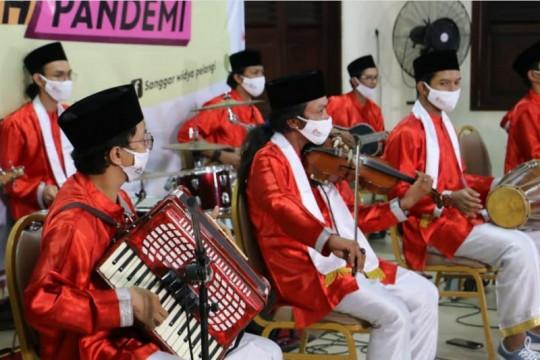 Sudin Kebudayaan Jaktim gelar pentas musik virtual