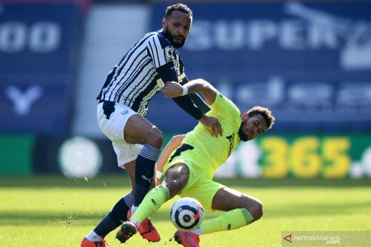 Liga Inggris: WBA vs Newcastle berakhir tanpa gol