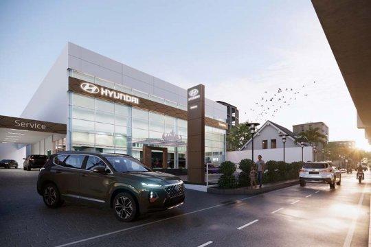 Hyundai buka tiga diler baru kejar target 100 gerai tahun ini