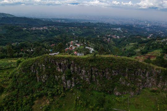 Potensi gempa Sesar Lembang