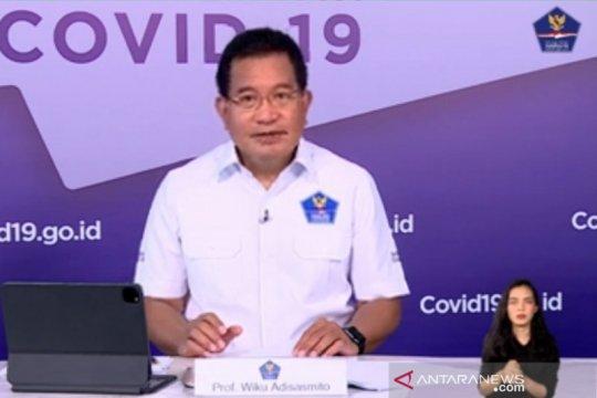 Satgas: Corona B117 yang ditemukan di Indonesia sudah teratasi