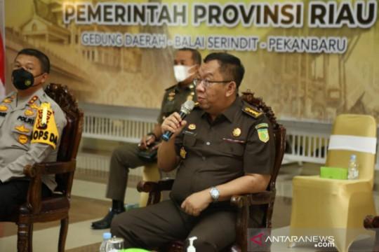 Mantan Bupati Kuantan Singingi ditetapkan tersangka korupsi