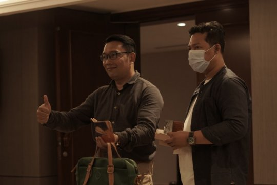 Ridwan Kamil kolaborasi dengan 22 produk lokal di Jabar-Jateng-Jatim
