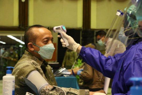 6.237 pegawai KLHK mulai mendapatkan vaksin COVID-19