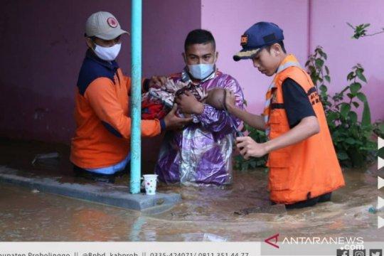 Tiga desa di Kabupaten Probolinggo terendam banjir