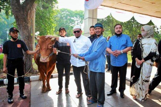 Ketua DPD ingatkan pasar tak naikkan harga daging jelang Ramadhan