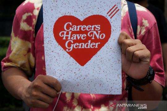 Peningkatan pemahaman kesetaraan gender harus diwujudkan bersama