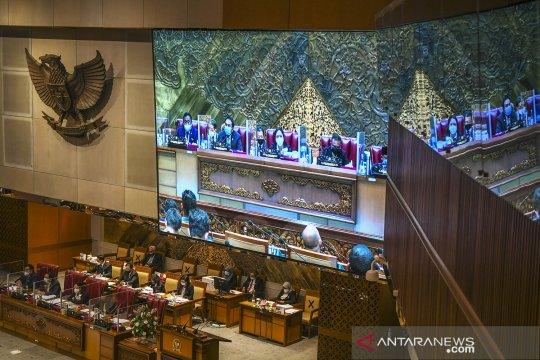 Rapat Paripurna Pembukaan Masa Persidangan DPR