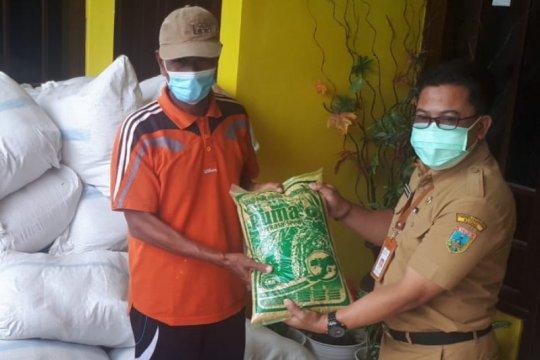 Kudus kembali terima bantuan benih padi untuk lahan 1.525 hektare