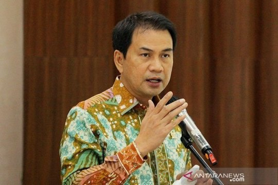 Aziz Syamsuddin minta kementerian tindaklanjuti Perpres BRIN