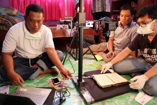 PANDI siap berkolaborasi digitalkan naskah kuno