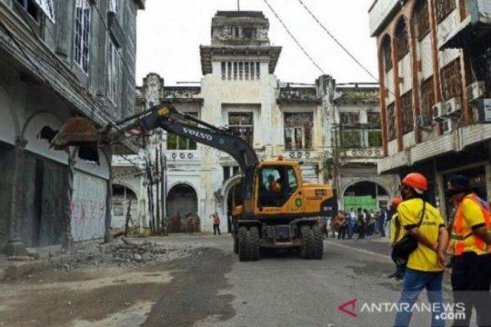 Pemkot Medan beri waktu pemilik bangunan ubah bentuk ke cagar budaya