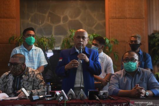 Darmizal tegaskan Moeldoko tak terlibat HUT Demokrat di Tangerang