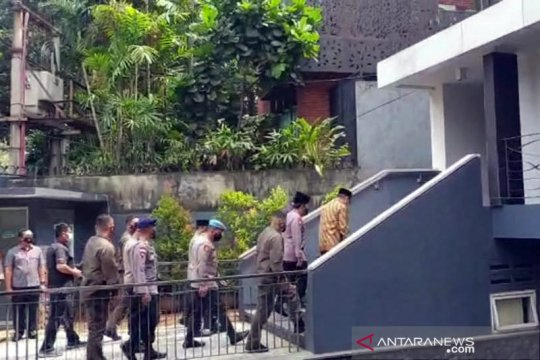 Kapolri bersambang ke DPP LDII perkuat silaturahmi
