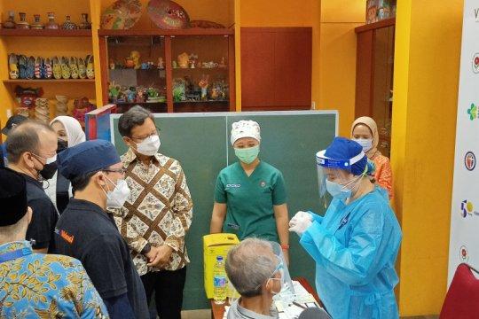 Sekolah Kolese Kanisius siap menjadi lokasi sentra vaksinasi
