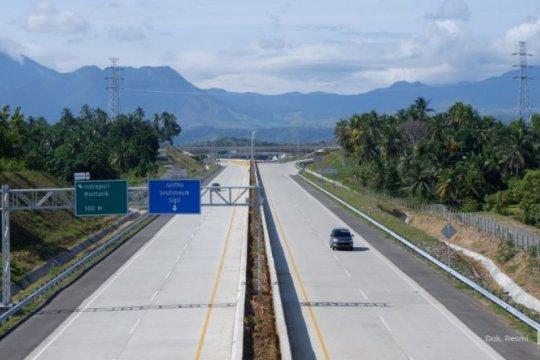 Hutama Karya buka Tol Sigli--Banda Aceh Seksi 3 secara fungsional