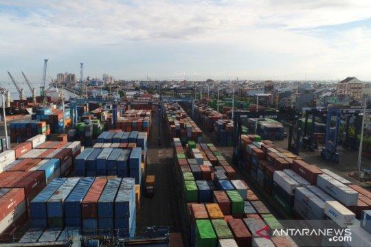 Pelindo IV catat pertumbuhan trafik kapal  pada 2020