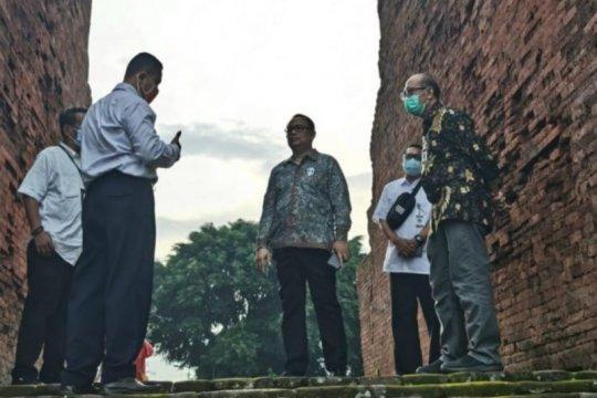 Misi budaya, Koordinator Staf Khusus Presiden kunjungi BPCB Jatim