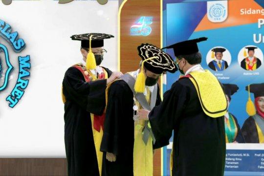 Rektor UNS: Guru besar mesti lebih aktif lakukan penelitian