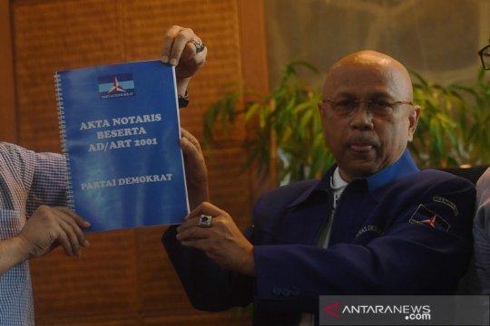 Darmizal: Somasi Demokrat tak berdasar karena masih proses pengadilan