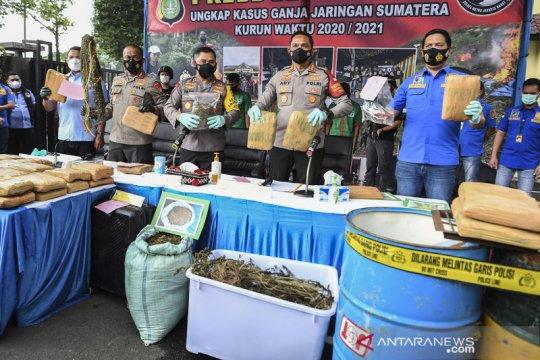 "Kapolda: Tidak ada gigi mundur demi ""Jakarta Zero Narkoba"""